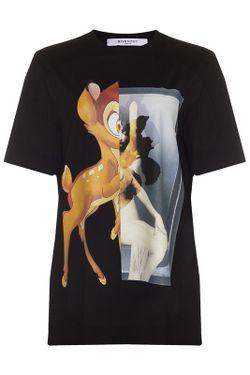 Майка Givenchy                                                                                                              чёрный цвет