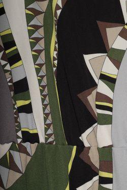 Туника Emilio Pucci                                                                                                              зелёный цвет
