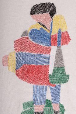 Джемпер Malo                                                                                                              многоцветный цвет