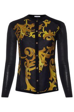Джемпер Versace Collection                                                                                                              черный цвет