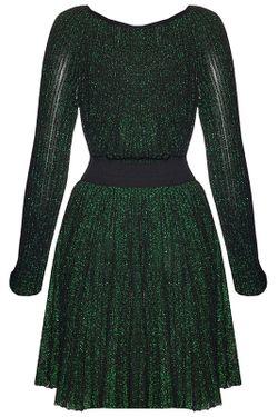 Платье Blumarine                                                                                                              зелёный цвет