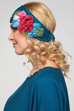 Повязка Lak Miss                                                                                                              голубой цвет