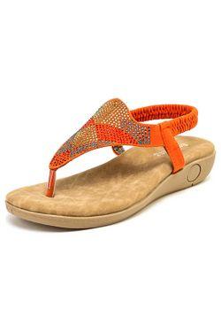 Туфли Sparkling                                                                                                              оранжевый цвет