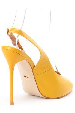 Босоножки Vitacci                                                                                                              желтый цвет