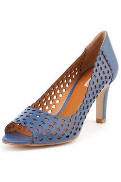 Туфли Vitacci                                                                                                              синий цвет