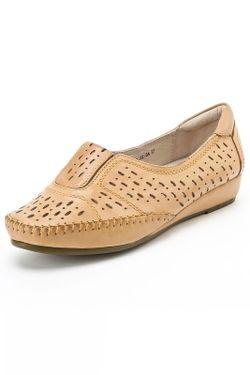 Туфли SHOIBERG                                                                                                              бежевый цвет