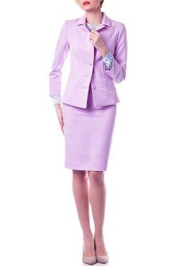 Пиджак OKS                                                                                                              фиолетовый цвет