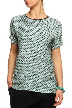 Блуза Cedric Charlier                                                                                                              многоцветный цвет