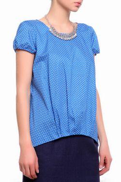 Блузка Van Laack                                                                                                              голубой цвет