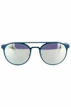 Очки Солнцезащитные Lacoste                                                                                                              голубой цвет