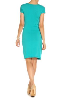 Платье Marella                                                                                                              зелёный цвет
