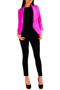 Жакет Fantosh                                                                                                              фиолетовый цвет