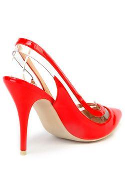 Туфли Avenir                                                                                                              красный цвет
