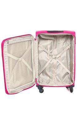 Чемодан 4-Х Колесный Samsonite                                                                                                              розовый цвет