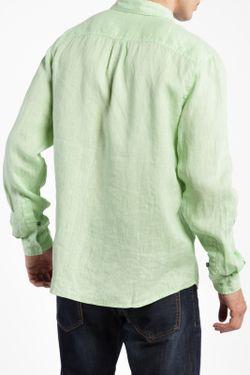 Рубашка Conver                                                                                                              зелёный цвет