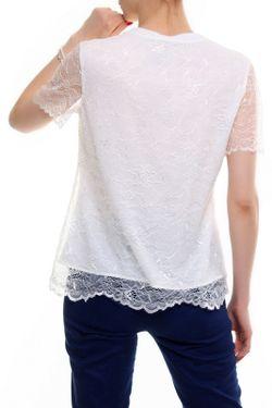Блузка E.LEVY                                                                                                              бежевый цвет