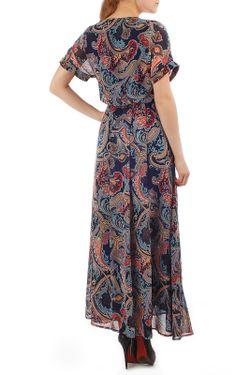 Шифоновое Платье Lamiavita                                                                                                              красный цвет