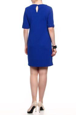 Платье Мадам Т                                                                                                              голубой цвет