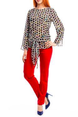 Блуза Monamod                                                                                                              многоцветный цвет