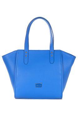 Сумка Sabellino                                                                                                              синий цвет