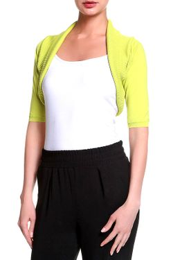 Болеро Blugirl                                                                                                              зелёный цвет