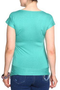 Блуза EMS                                                                                                              голубой цвет
