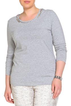 Блуза RITA PFEFFINGER                                                                                                              Серебряный цвет