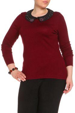 Пуловер Judith Williams                                                                                                              красный цвет