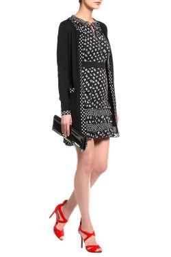 Кардиган Diane Von Furstenberg                                                                                                              черный цвет