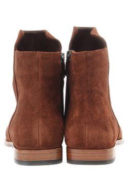 Ботинки Max Mara                                                                                                              коричневый цвет
