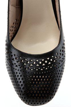 Туфли Michele                                                                                                              чёрный цвет