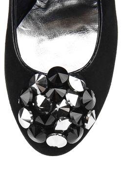 Туфли Mafra                                                                                                              чёрный цвет