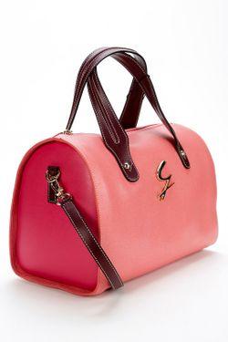 Сумка Gattinoni                                                                                                              розовый цвет