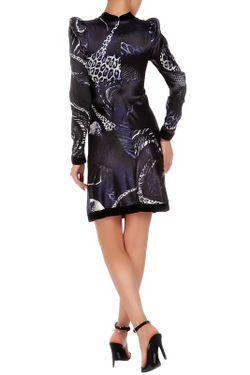 Платье Roccobarocco                                                                                                              многоцветный цвет