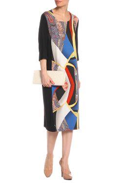 Платье VALTUSI                                                                                                              синий цвет