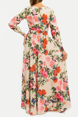 Платье Monamod                                                                                                              розовый цвет
