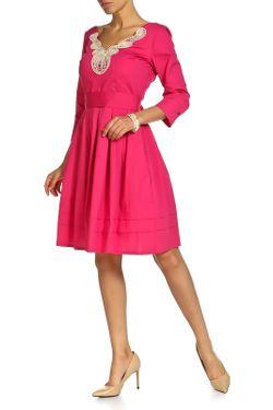 Платье Beatrice. B                                                                                                              розовый цвет