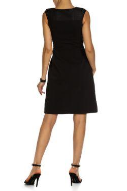 Платье Beatrice. B                                                                                                              черный цвет