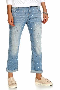 Джинсы Twin-Set Jeans                                                                                                              синий цвет