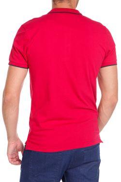 Футболка-Поло Montana                                                                                                              красный цвет