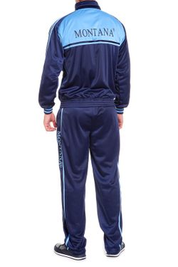Костюм Спортивный Montana                                                                                                              голубой цвет