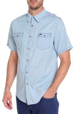 Рубашка Montana                                                                                                              голубой цвет