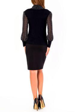 Джемпер S&A Style                                                                                                              черный цвет