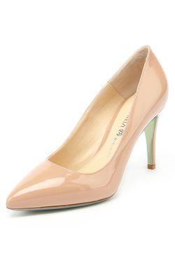 Туфли Nando Muzi                                                                                                              бежевый цвет