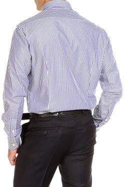 Рубашка Trussardi                                                                                                              синий цвет