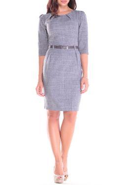 Платье Dioni                                                                                                              серый цвет