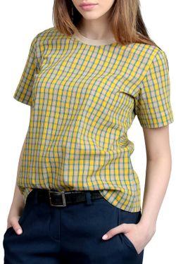 Блузка Энсо ЭНСО                                                                                                              желтый цвет