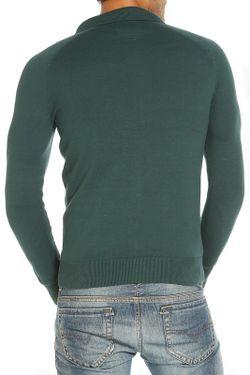 Кардиган LE SHARK                                                                                                              зелёный цвет
