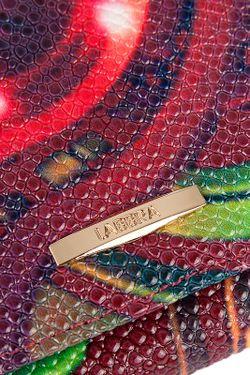 Кошелек Labbra                                                                                                              красный цвет