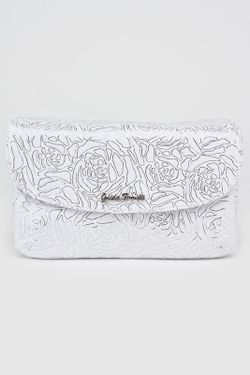 Клатч Gilda Tonelli                                                                                                              белый цвет